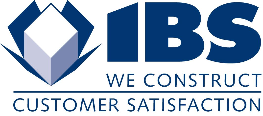 Logo IBS Bouw | Bouwbedrijf