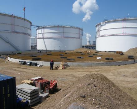 Project: Oiltanking (Antwerpen)