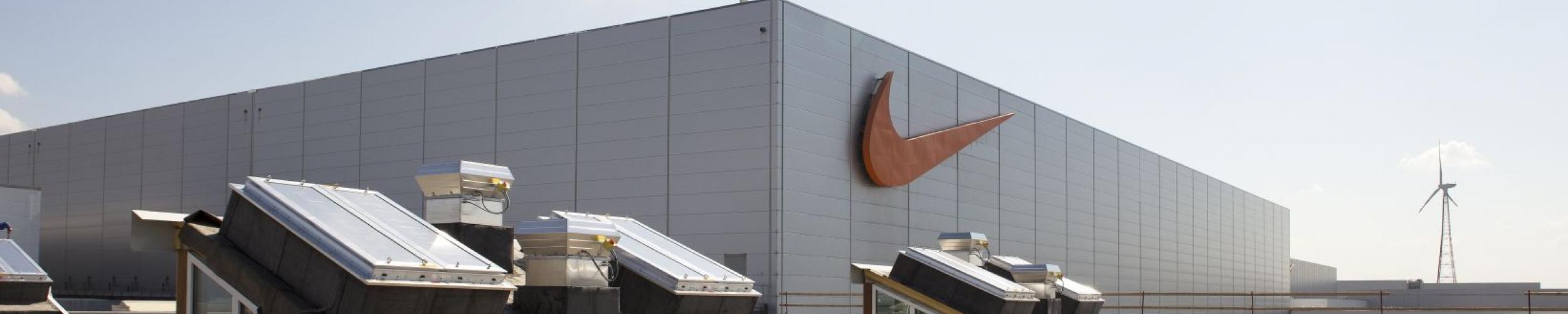 Project: Nike - Laakdal